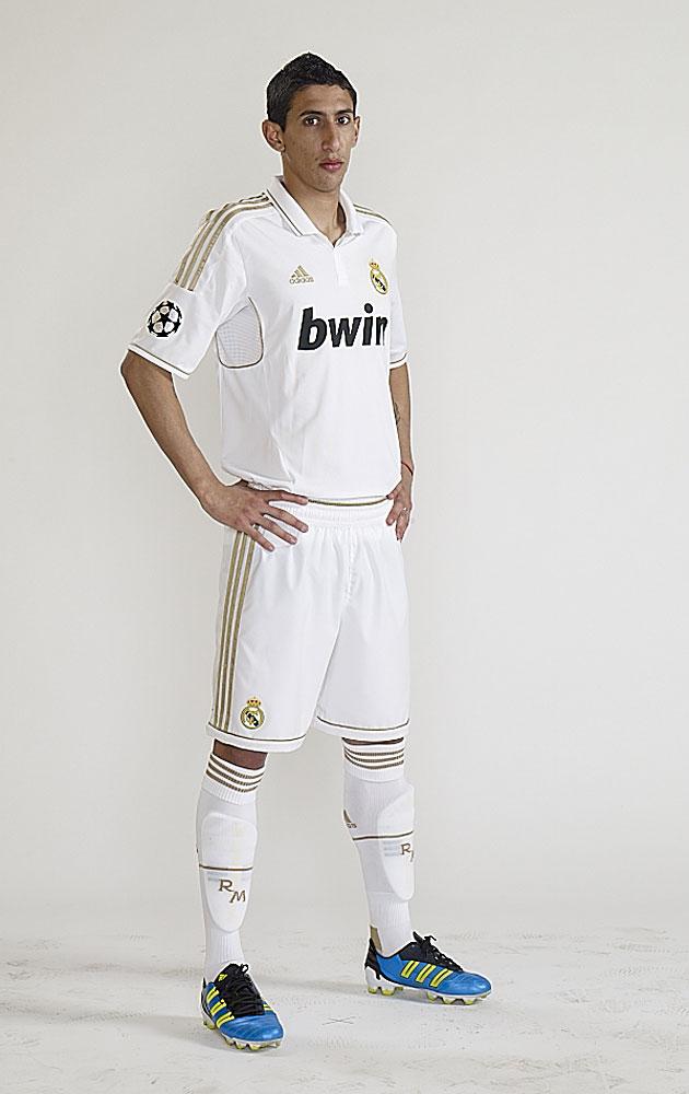 Di Maria Real Madrid Jersey