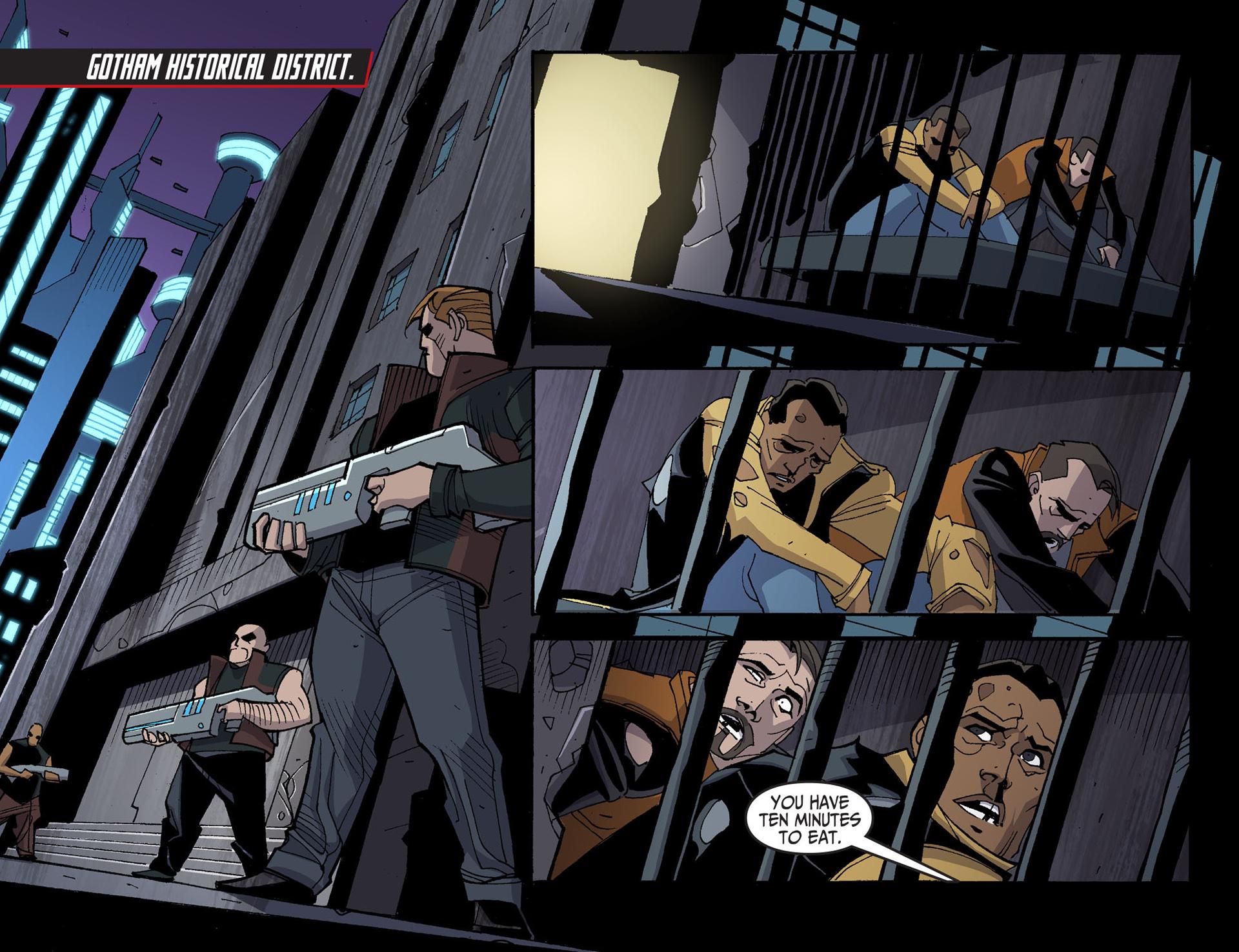Batman Beyond 2.0 #11 #30 - English 3
