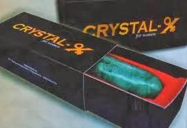 Jual Crystal X Murah Asli Obat Keputihan Mantab