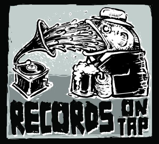 RECORDS ON TAP OFFICAL BLOG.