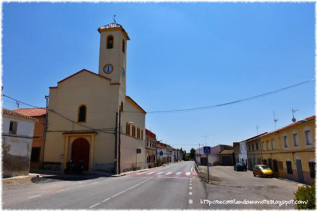 CM-412 Iglesia de Mora de Santa Quiteria