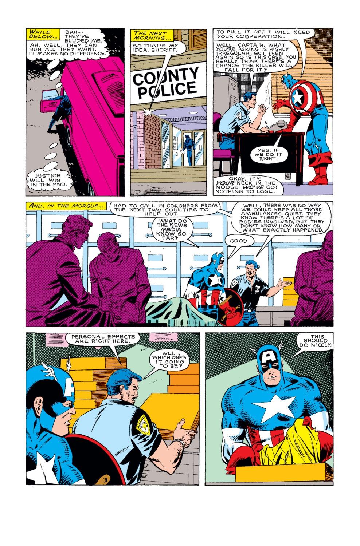 Captain America (1968) Issue #320 #248 - English 14