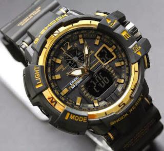 G-Shock GWA-1100 KW Super