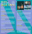 Jazz Café - May listings
