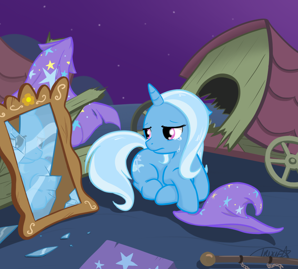 My Little Pony Trixie Rule 34