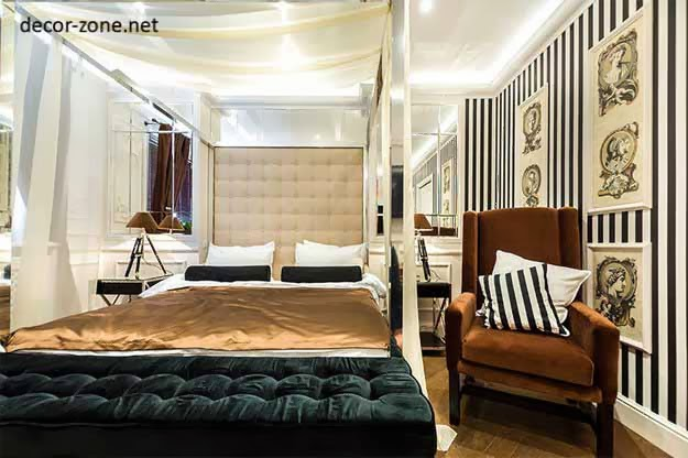 Bedroom Design Ideas Romance Of Chocolate
