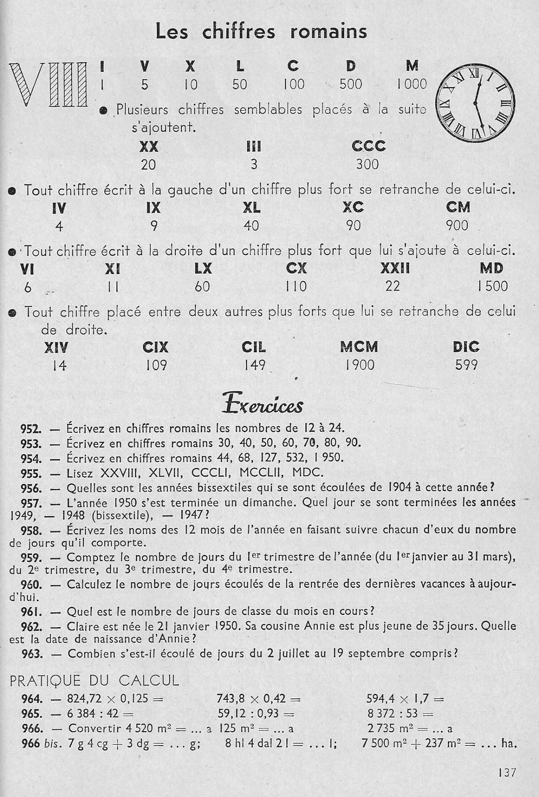 Ecole References Calcul Vivant Cm1 Avril Pages 120 A 137