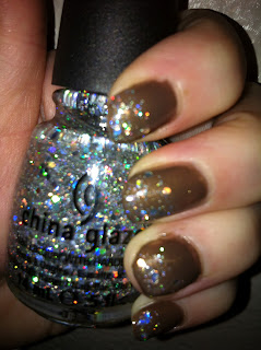 Gradiant nailart nailpolish