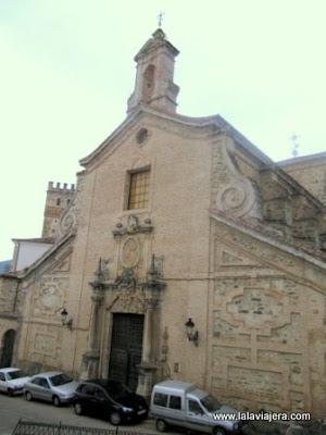 Iglesia Trinidad Guadalupe Caceres