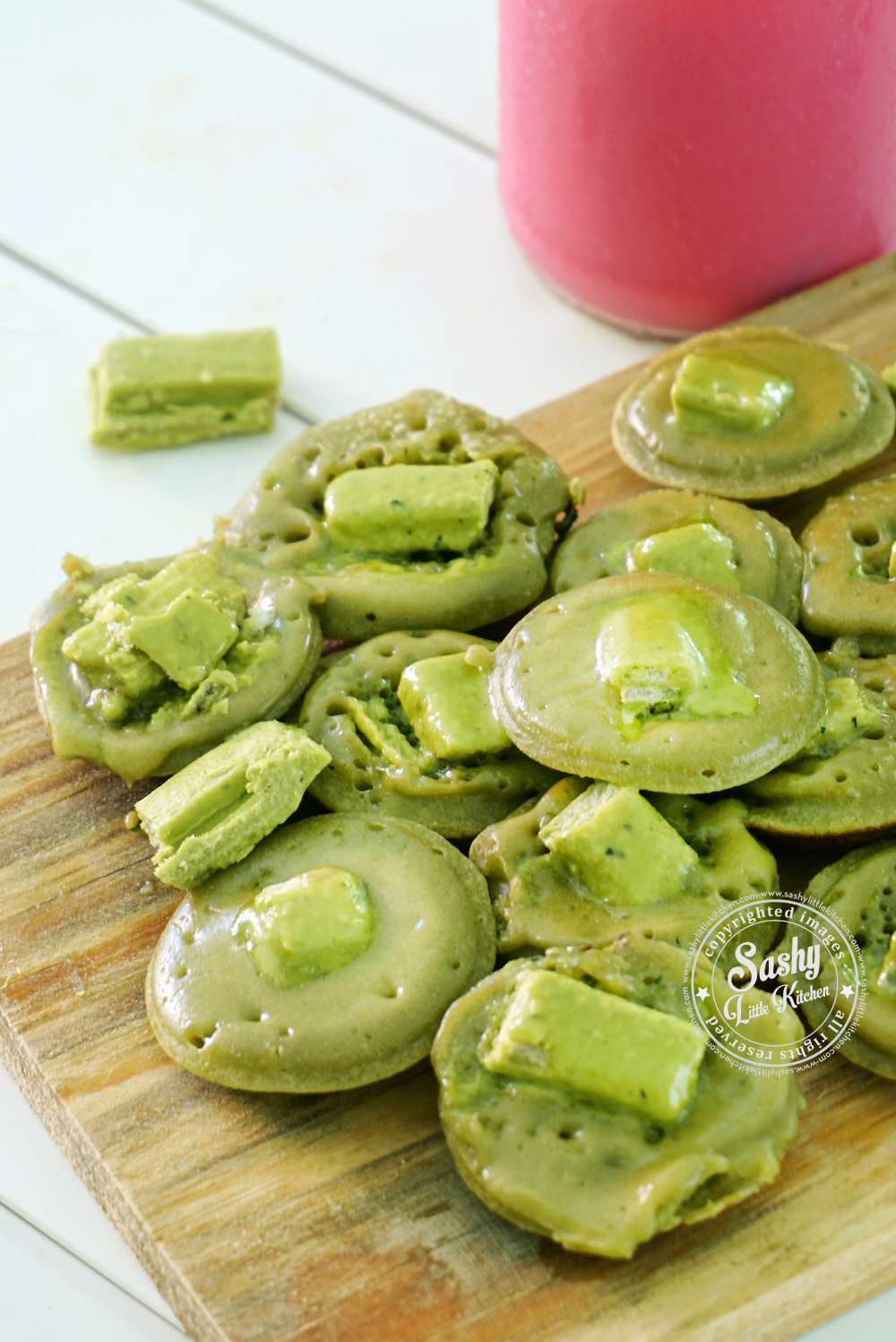 Kue Cubit Greentea - Sashy Little Kitchen: Home Cooking and Food ...