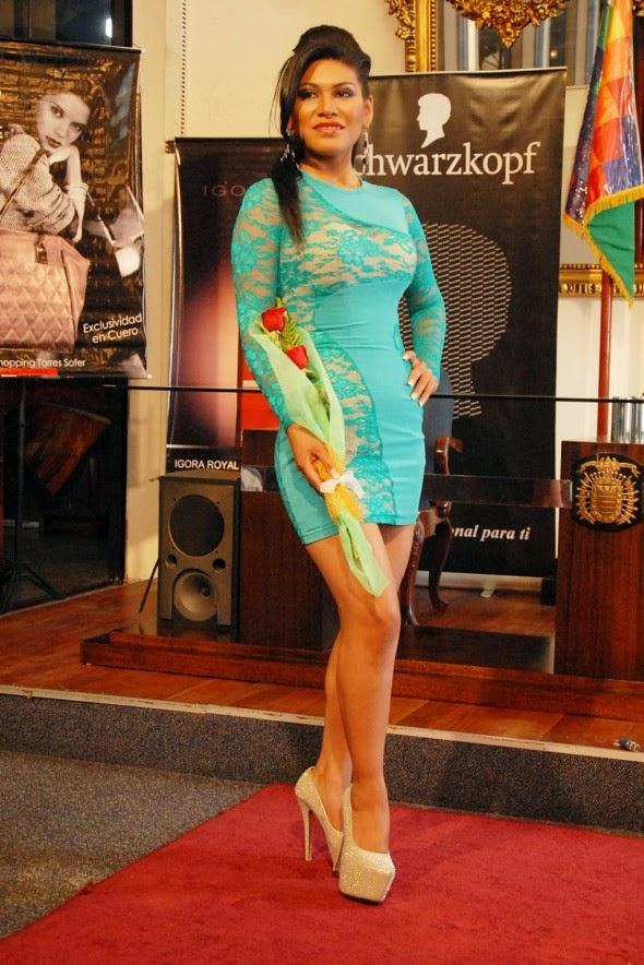 Fotos de las candidatas a miss cochabamba 2013 25