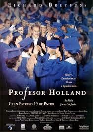 """Película """"PROFESOR HOLLAND"""""""