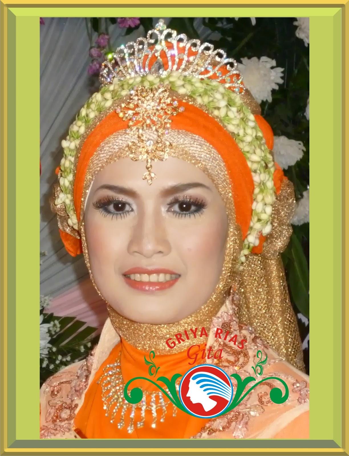 Find The Latest Make Up Pengantin Muslimah Adat Jawa - fashionlook