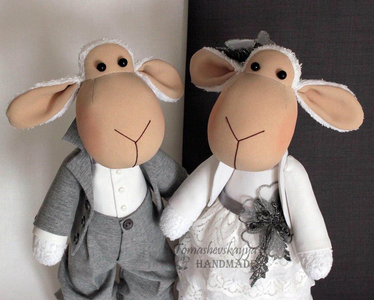 Влюбленные овечки