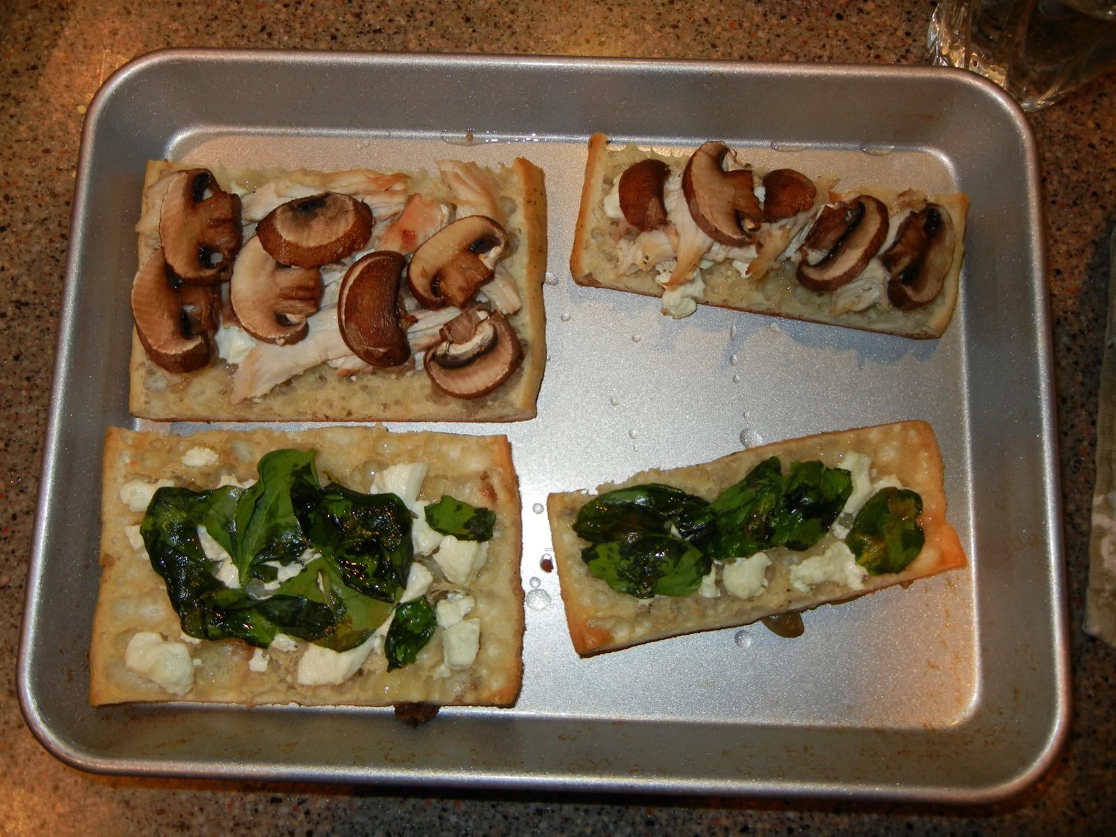 how to make costco sandwich