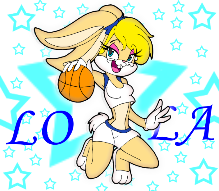 Lola Bunny Cartoon Girls