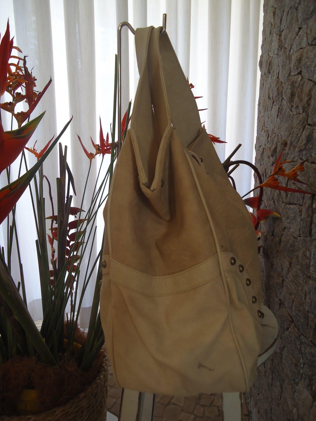 Bolsa Dourada Morena Rosa : Ana s bazar bolsa de couro morena rosa