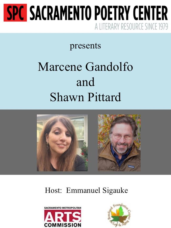PITTARD & GANDOLFO at SPC Mon. (5/9)