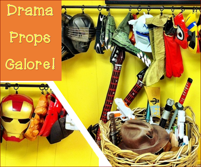 Drama-Props