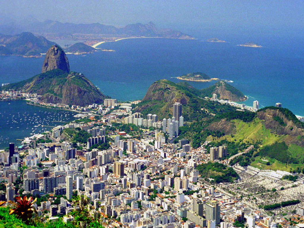 Travel Trip Journey: Rio de Janeiro, Brazil