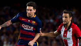 Barcelona vs Athletic Bilbao 1-1