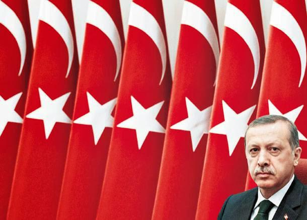 """Ελληνοτουρκική φιλία θελετε; Ο """"καλός γείτονας"""" Ταγίπ Ερντογάν δήλωσε δημοσίως ότι η Θεσσαλονίκη και η Θράκη είναι τούρκικο έδαφος!"""