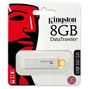 Flashdisk Kingston DT1G4 8 GB