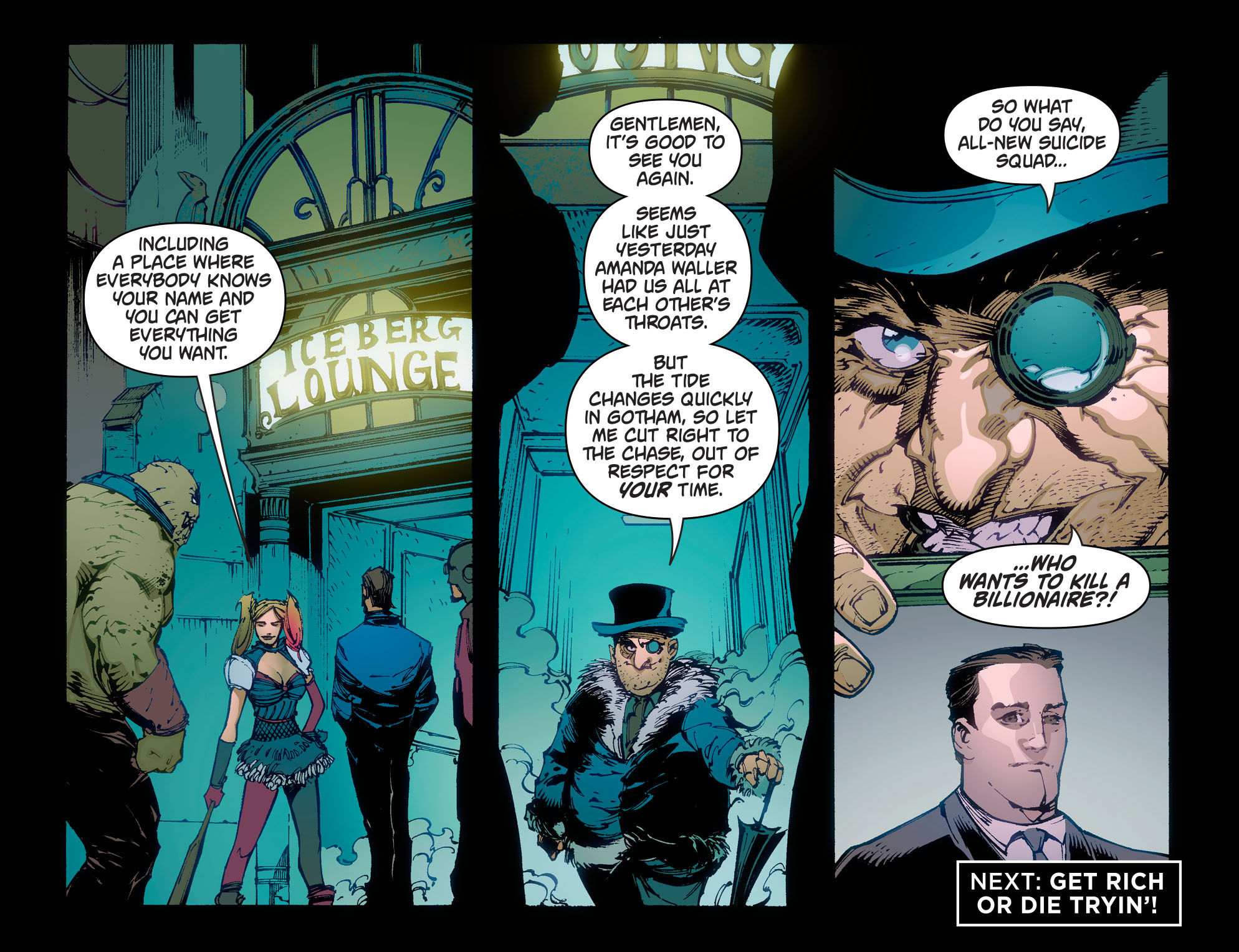 Batman: Arkham Knight [I] Issue #20 #22 - English 22