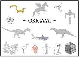 arta origami 3D la cugir