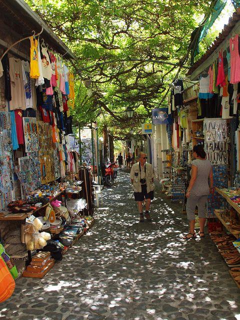 molyvos alley