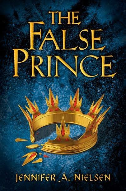 Cover of The False Prince