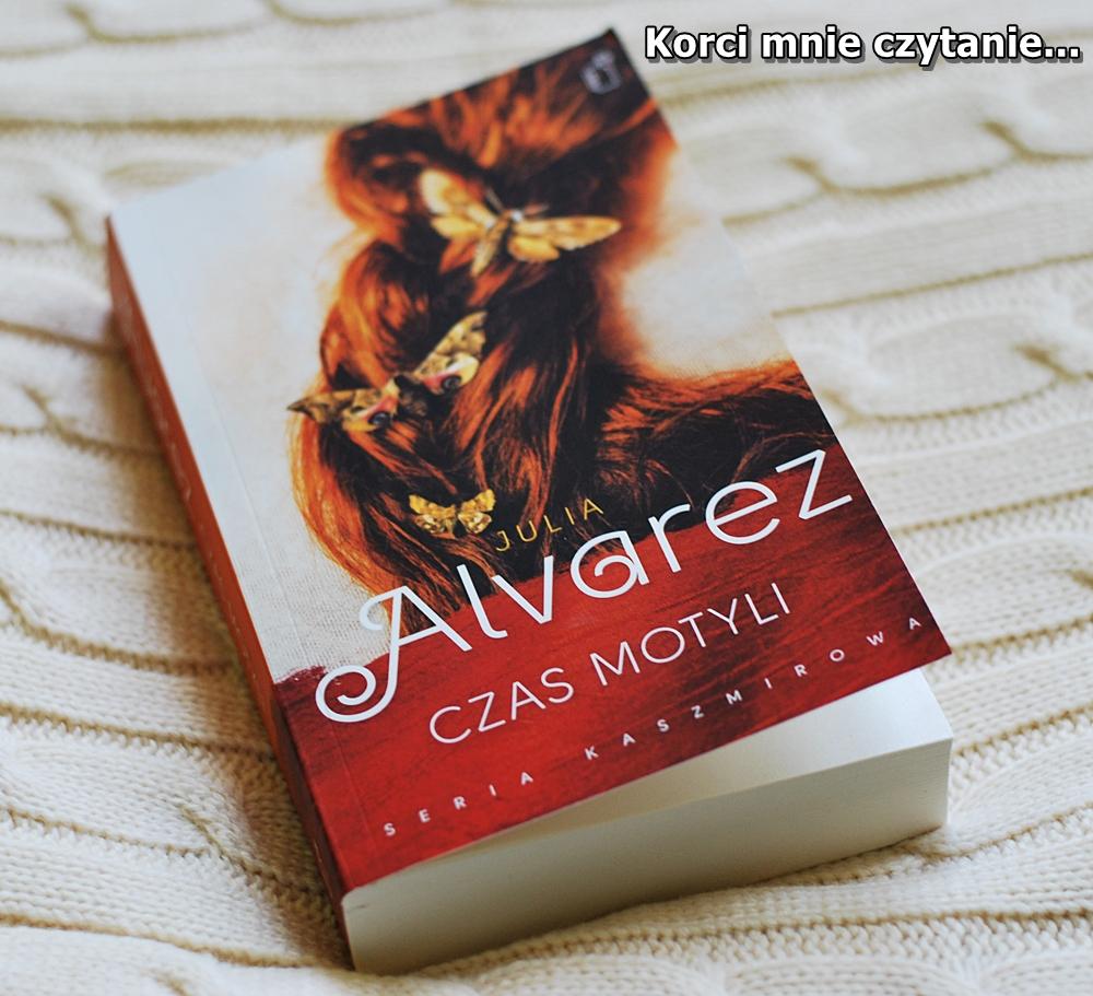 """Julia Alvarez """"Czas Motyli"""""""