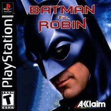 Download - Batman & Robin - PS1 - ISO