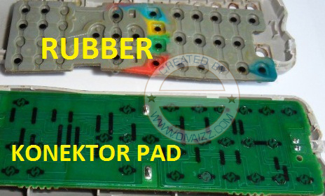 Konektor pad remote control www.divaizz.com