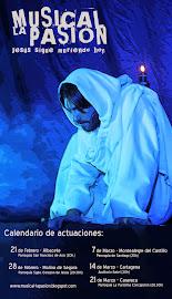Musical La Pasión, Jesús sigue muriendo hoy