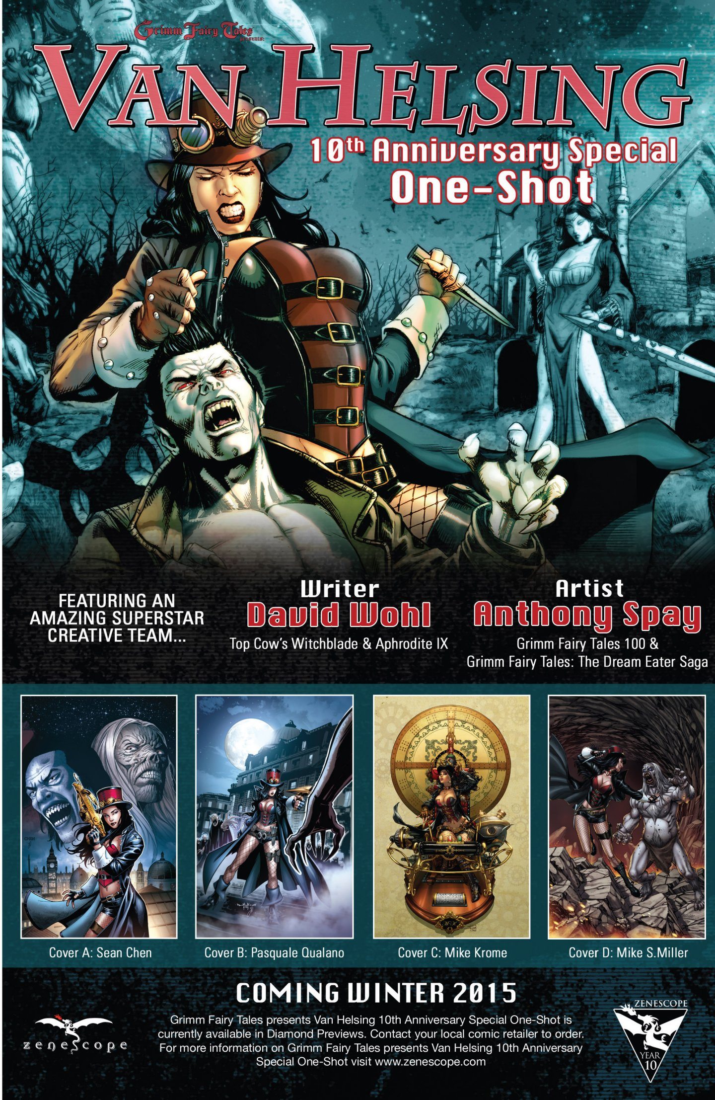 Grimm Fairy Tales (2005) Issue #114 #117 - English 28