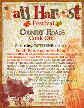 Fall Harvest Flyer