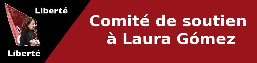Comité de soutien à Laura Gomez