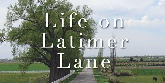 Latimer Lane