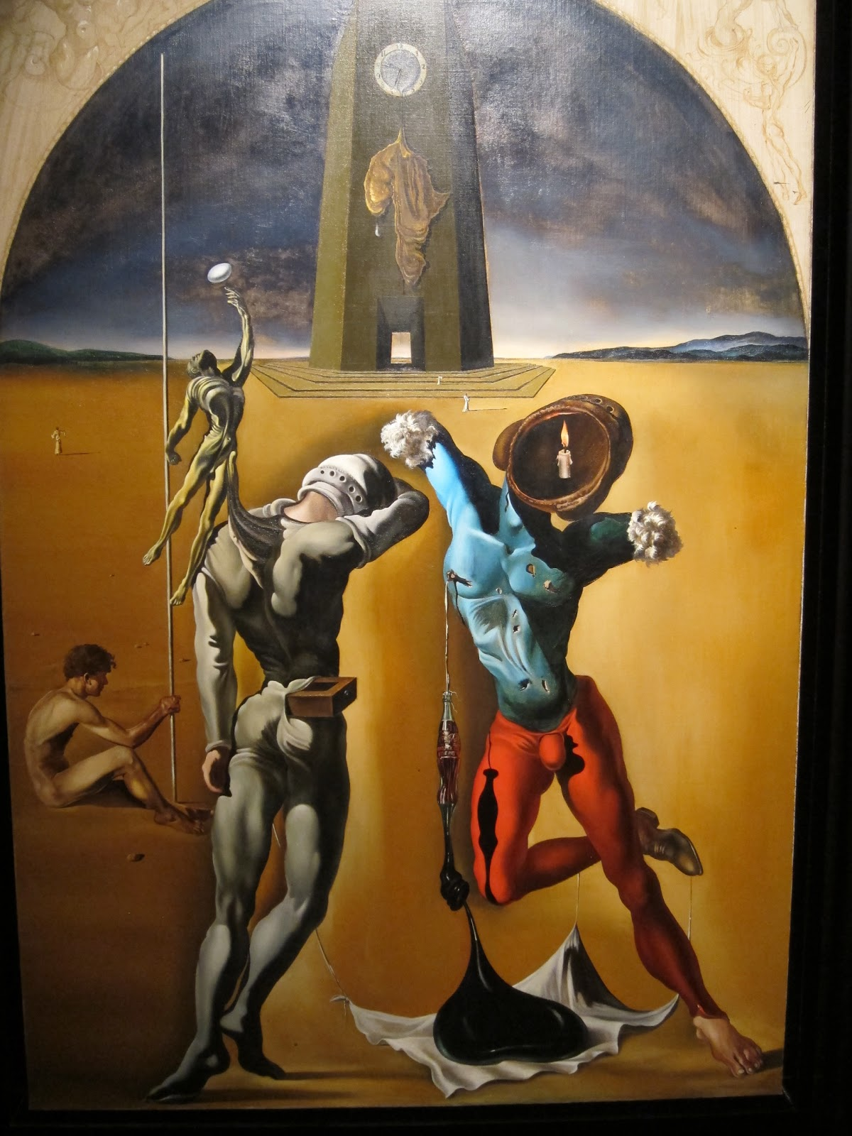 salvador dali paintings of surrealism and oil painting reproduction