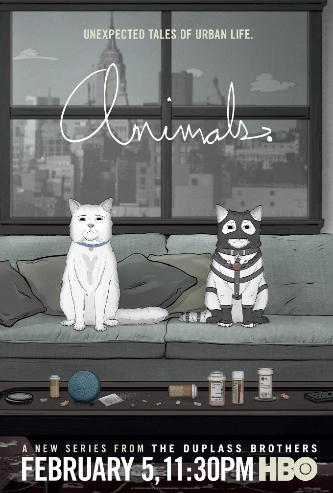 Animals 3x02 Espa&ntildeol Disponible