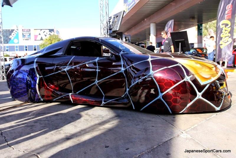 Modifikasi Mobil Toyota Celica