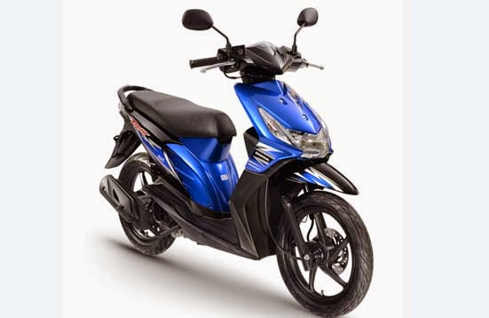 Honda BeAT Candy Lightning Blue
