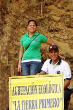 Milagros Juselin Rojas y Ryan Partidas.