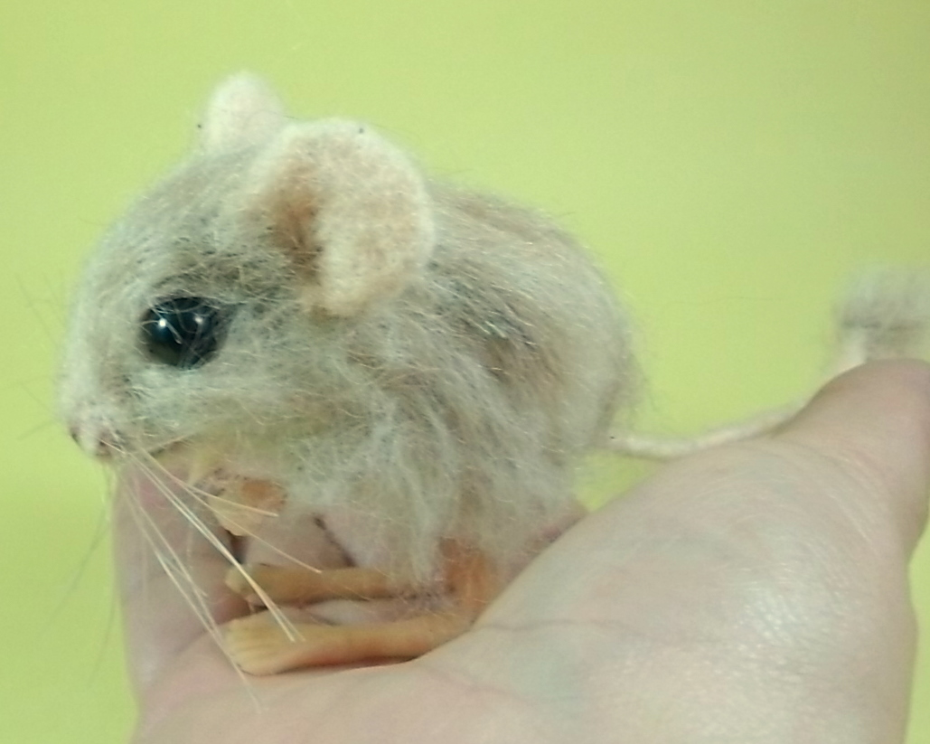 Needle Felted Art by R...