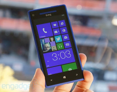 HTC WINDOWS PHONE 8X T-MOBILE