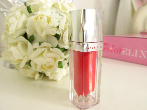 Maybelline Color Elixir Lip Laquer 505 Signature Scarlet Review