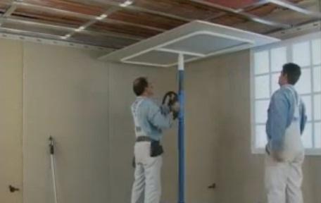 Ac stica arquitect nica y medioambiental c mo insonorizar techos en locales ruidosos - Como colocar pladur en techo ...