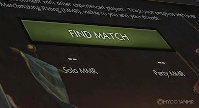 Dota 2 ranked matchmaking tbd