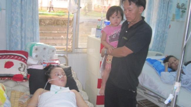 Gia Lai: Xót thương nữ sinh bị đứt mạch máu não cần giúp đỡ